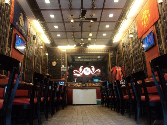 restaurant interiors picture of the dhaba by royal kitchen
