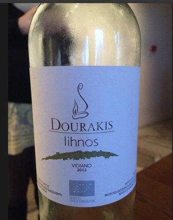 Winery Dourakis: Dourakis wine