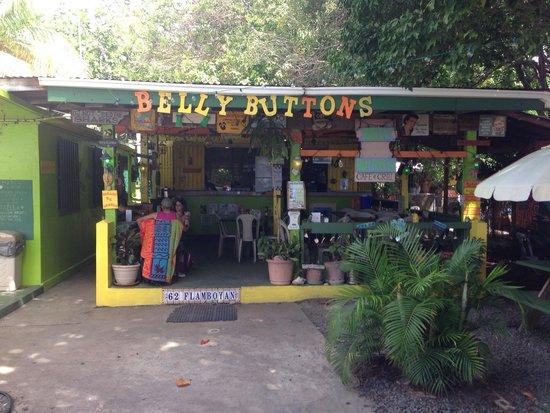 Belly Button's: Facade