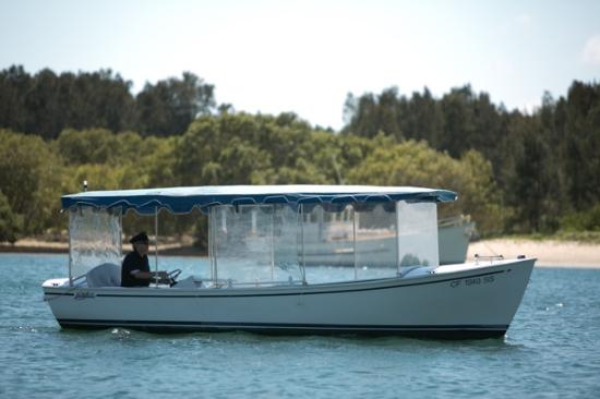 Port Macquarie Duffy Electric Boat Hire