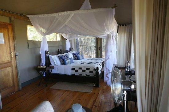 Wilderness Safaris Little Vumbura Camp: Bedroom