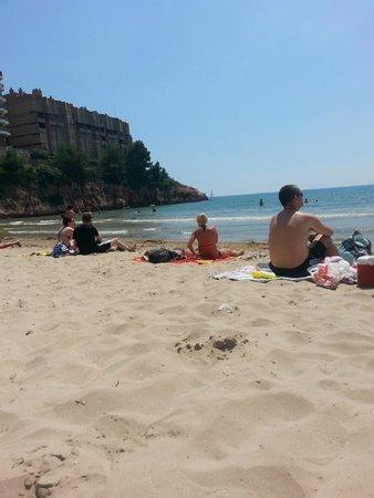 Playa Los Capellanes: :D