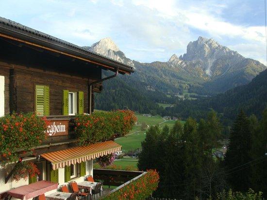 Pensione Bergheim: Spectacular View