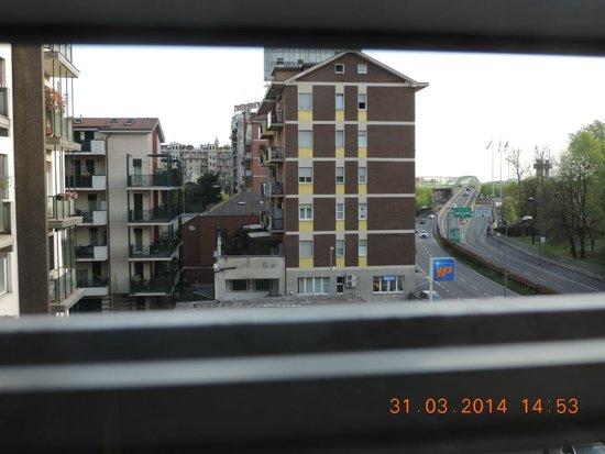 Hotel La Spezia - Gruppo MiniHotel : VISTA DA JANELA DO QUARTO
