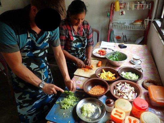 Sri Lankan Cookery Class