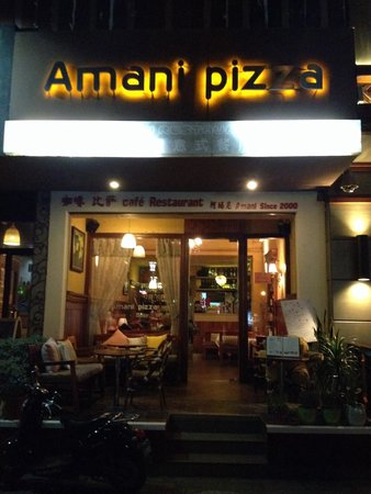 A MaNi Pizza (BinJiang Road)