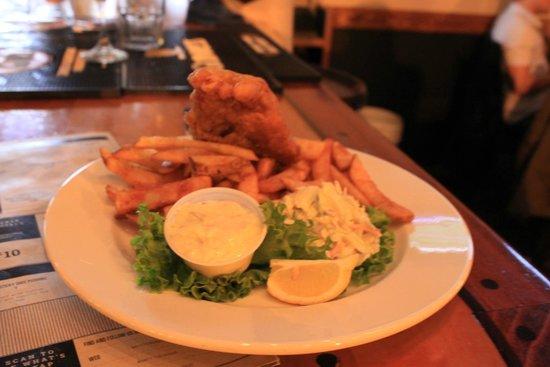Garrick's Head Pub: Fish & Chips