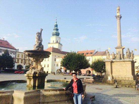 Kromeriz Town Square