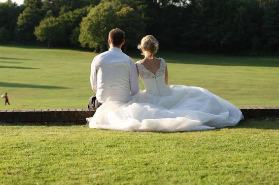 Upton Country Park: My beautiful wedding day!