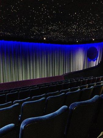 Playhouse Cinema Louth: Refurbished screen