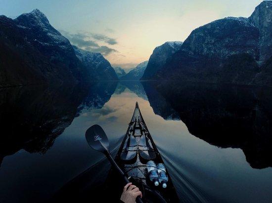Ballstad, Norway: Stille natt og magiske opplevelser i Lofoten! Foto: tfbergen