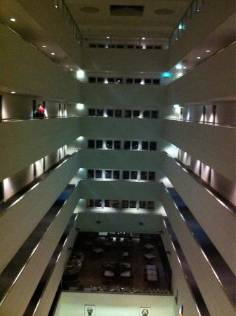Darwin Central Hotel: Hotel