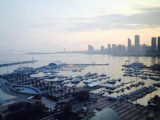 InterContinental Hotel Qingdao: Club Lounge