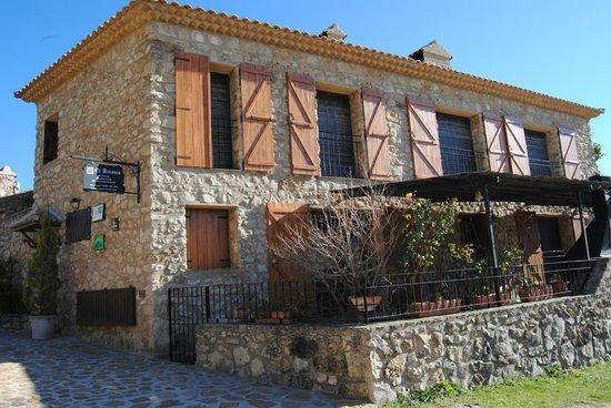 Casas Rurales El Arranca