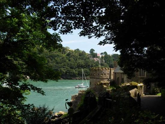 Little Dartmouth & St Petrox Walk on the South West Coast Path
