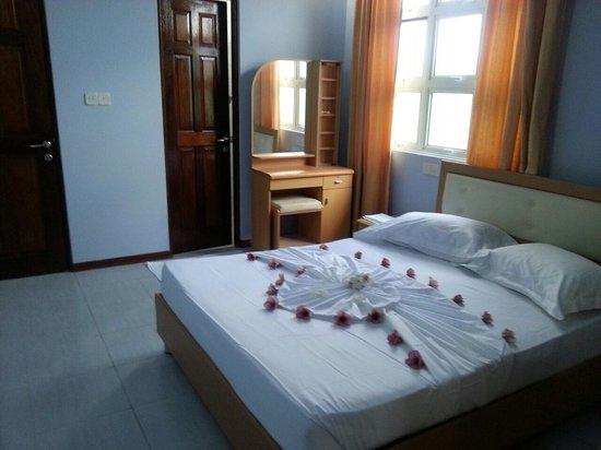 Haa Alif Atoll: Bed