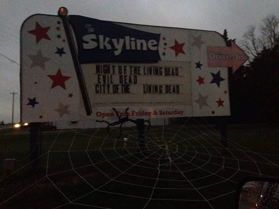 Skyline Drive In Movie Theatre