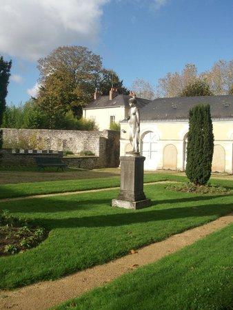 Jardin de la Perrine: Beautiful garden