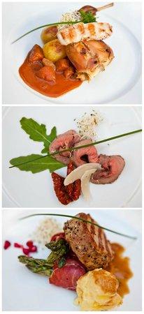 Hotel U Solne Brany: Restaurace