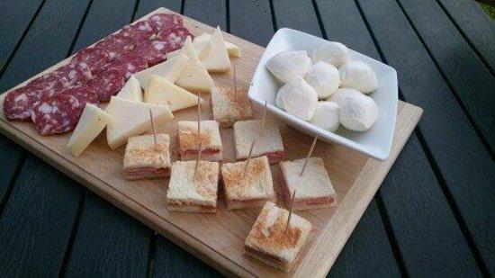 Rocca Civalieri: aperitivo