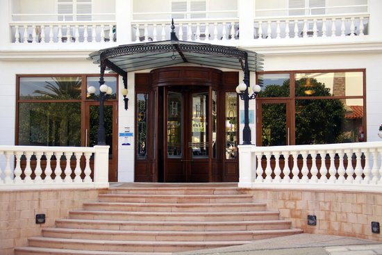 Hotel Port Mahon: ENTRADA