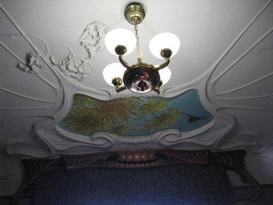 Gorky's House (Ryabushinsky Mansion) : Gorky House - ceiling
