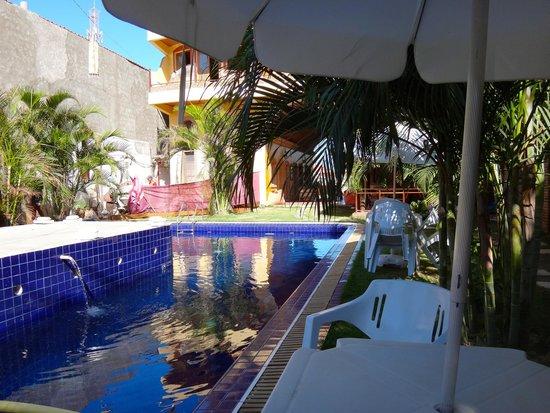 Pousada Presidente Hotel: piscina