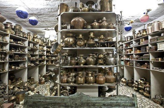 More Brass Picture Of Lalji Handicrafts Jodhpur Tripadvisor