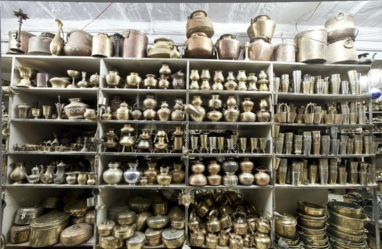 Brass Stuff Picture Of Lalji Handicrafts Jodhpur Tripadvisor
