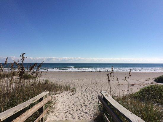 Surf Studio Beach Resort: The Ocean