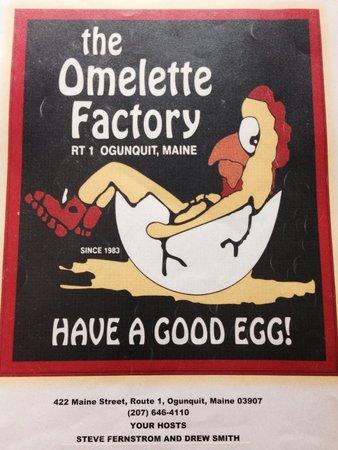 The Omelette Factory: Great Breakfast!