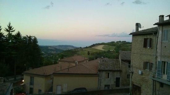 Le 3 Piante: Вид с веранды Tre Piante