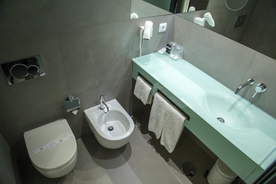 Varzinn Hotel: Double Deluxe WC