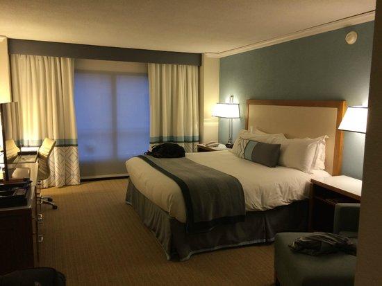 Loews Annapolis Hotel: Room