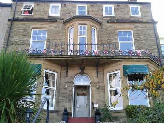 Savoy Hotel - Fleetwood: Exterior