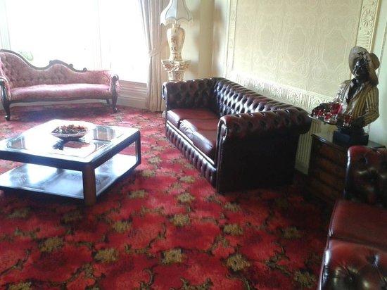 Savoy Hotel - Fleetwood: Lounge