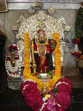 Sangli, Indien: mahalaxmi