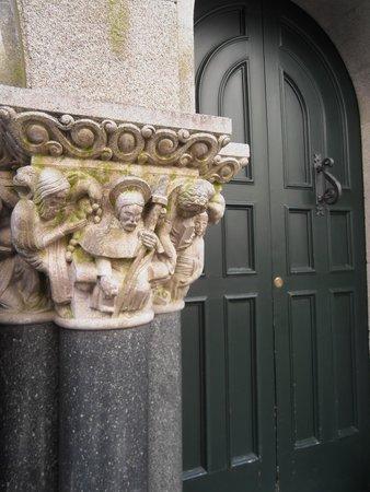 Hotel Compostela : casco antiguo Santiago