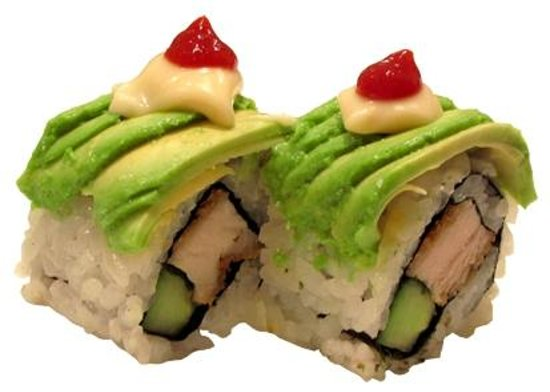 Sun Sushi: Avocado Rainbow