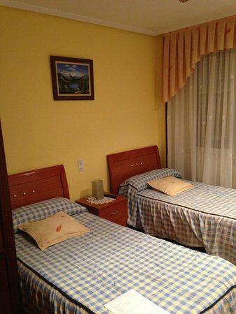 Pension Madrid 21: Interno Camera