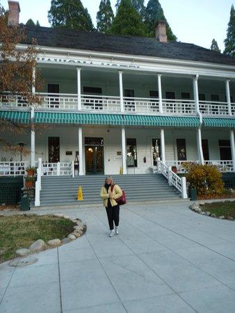 Big Trees Lodge, National Historic Landmark: Hotel