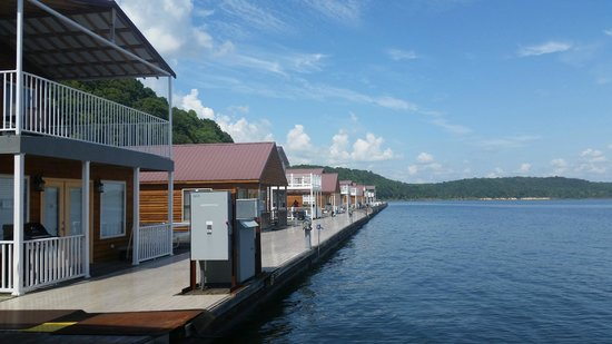 Picture Of Green River Marina