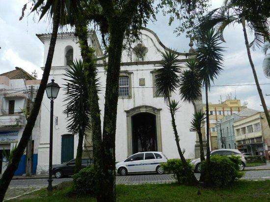 Igreja da Ordem Terceira de São Francisco das Chagas