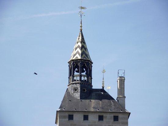 0c6b2e031c5 Sino da Torre do Relógio - Foto de Conciergerie