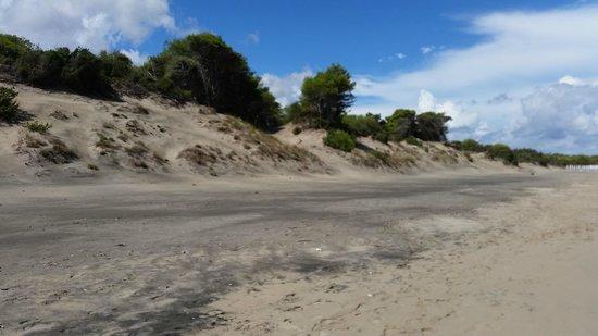 Spiaggia Alimini : Alimini primi di settembre