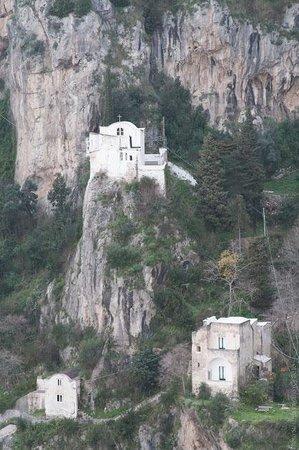 Atrani, Italie : S Maria del bando