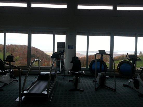 Läufelfingen, Suiza: Fitness