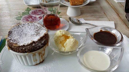 Cafemiz : Chocolate Souffle