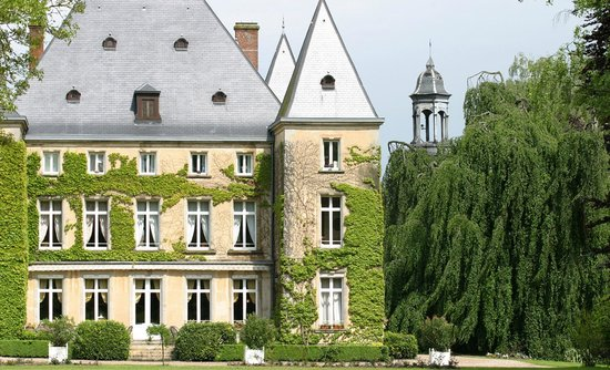 Photo of Chateau d'Adomenil Luneville