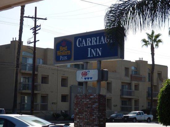 Best Western Plus Carriage Inn : Carriage Inn